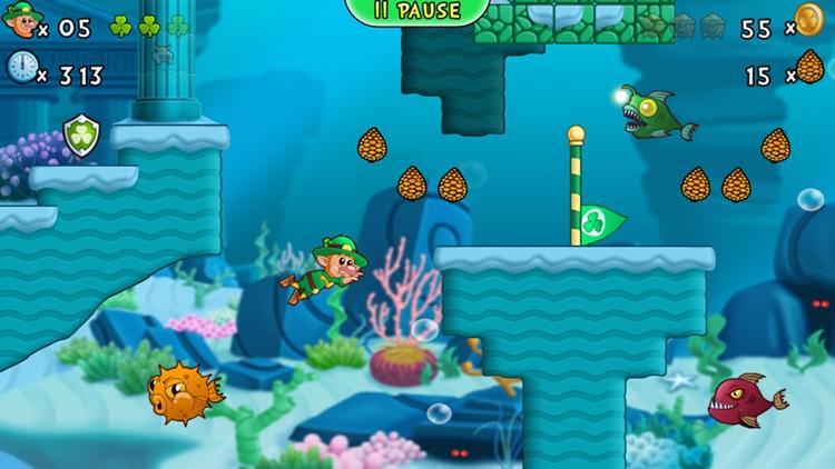 Lep's World 3 - Jumping Game screenshot-3