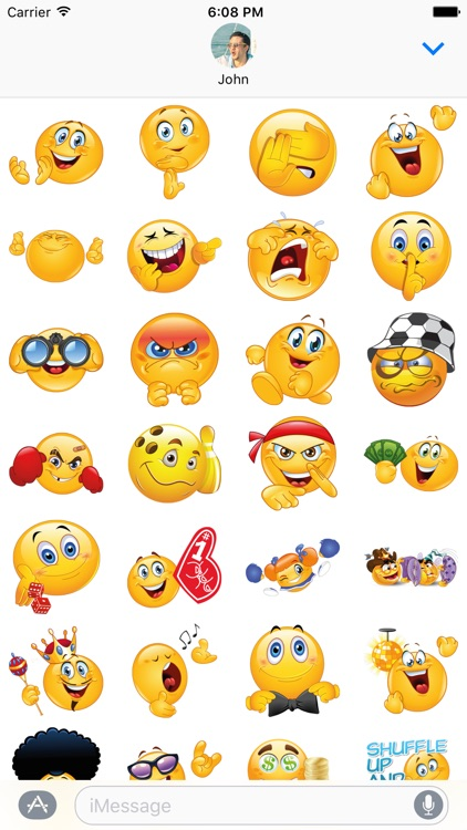 Ultra Games Emoji