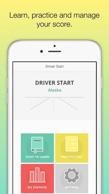 Alaska DMV - AK Driver License knowledge test
