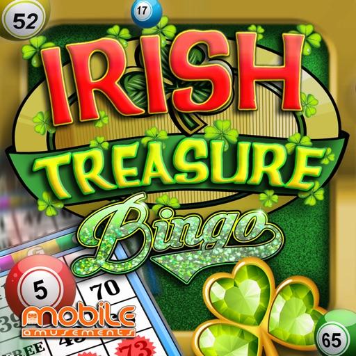 Irish Treasure Rainbow Bingo icon