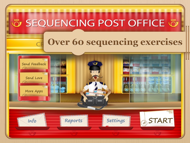 Sequencing Post Office