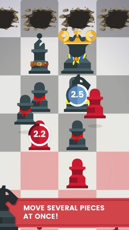 Chezz: Play Chess in real time