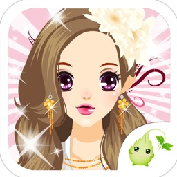 Prom Salon - Dress up and Make up game
