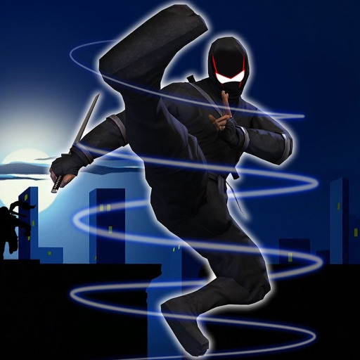 Shodow Ninja Jumper
