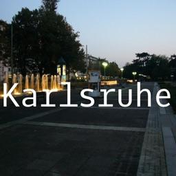 hiKarlsruhe: Offline Map of Karlsruhe