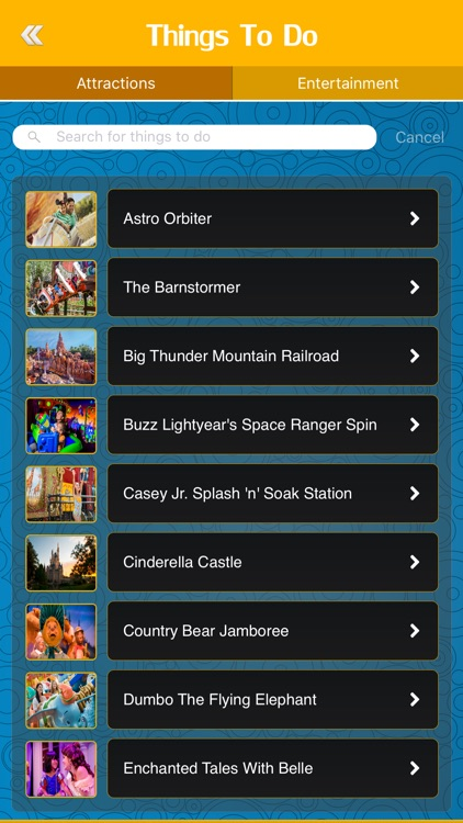 Best App for Magic Kingdom Park screenshot-2
