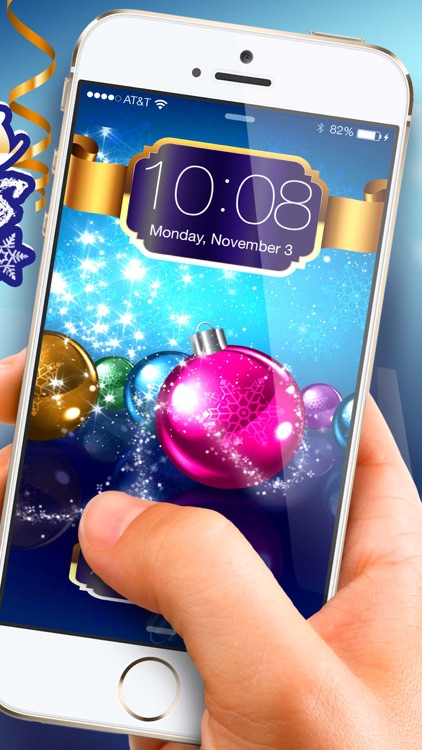 Christmas Wallpaper Collection Winter Background