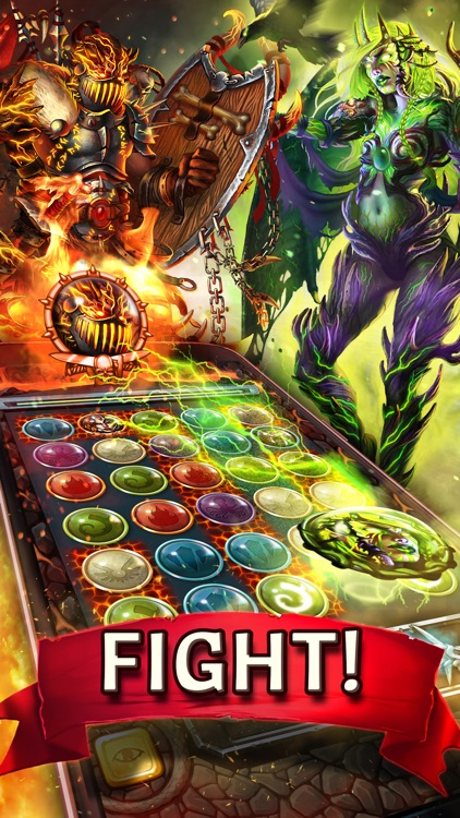 Magic Heroes: RPG PvP quests by Ten Square Games S A