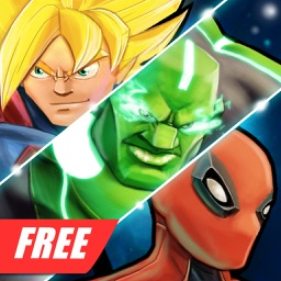 Superhero free fighting games avengers battle