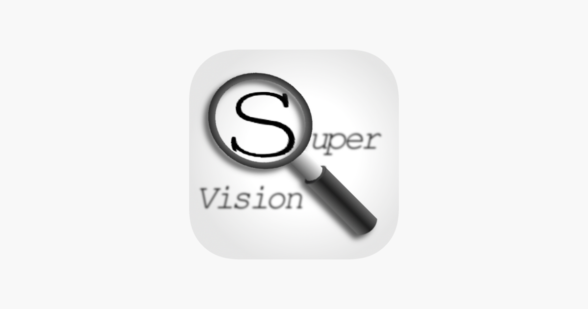 SuperVision+ Magnifier on the App Store