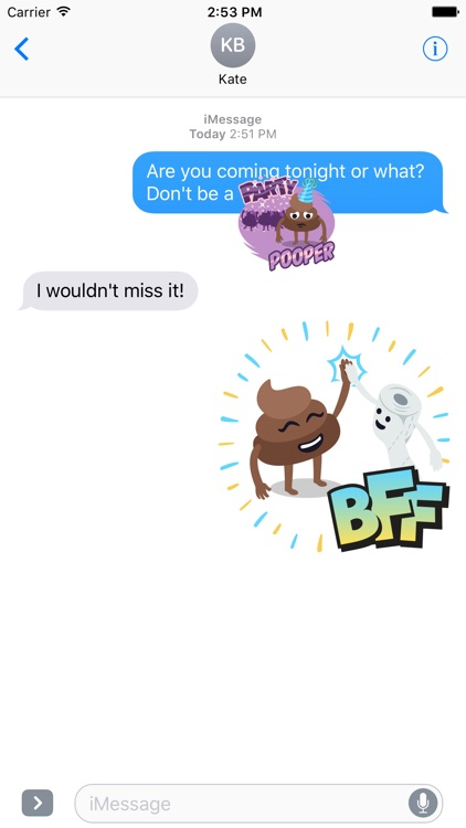 Happy Poo: Stickers by EmojiOne screenshot-0