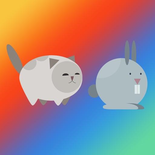 KitschArmy – cute animals by Tania Yakunova
