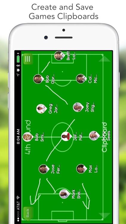 iGrade for Soccer Coach (Lineup, Score, Schedule) screenshot-0