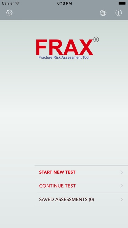 FRAX screenshot-0