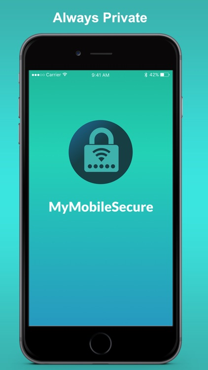 MyMobileSecure – Unlimited VPN Proxy screenshot-3