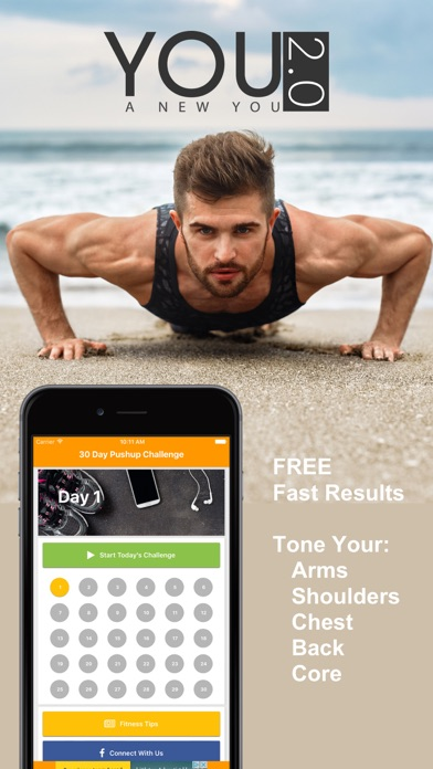 Pushup Workout Challenge | App Price Drops