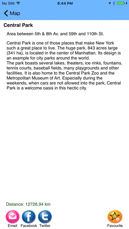 New York City Guide - Totally Offline screenshot-3
