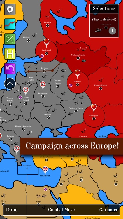 Ambition: Strategy War Game