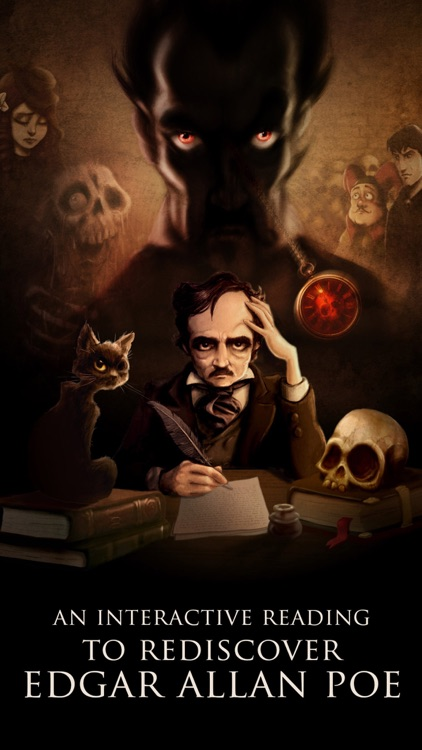 iPoe Vol. 3  – Edgar Allan Poe screenshot-0