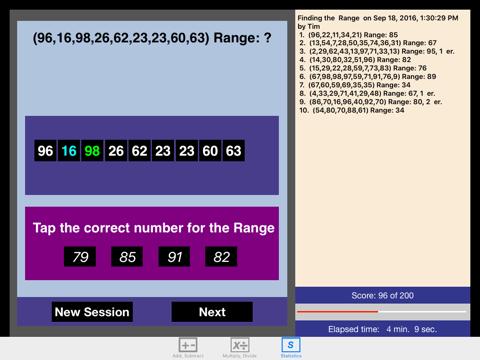Math Integers screenshot 3