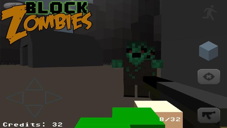 Block Warfare: Zombies FREE screenshot-4