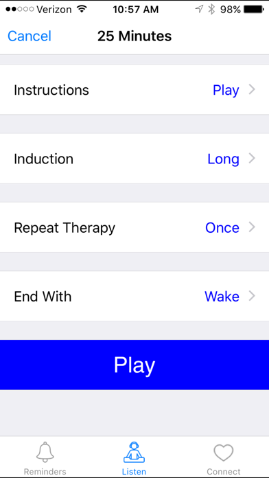 Screenshot for Relax with Andrew Johnson in Egypt App Store