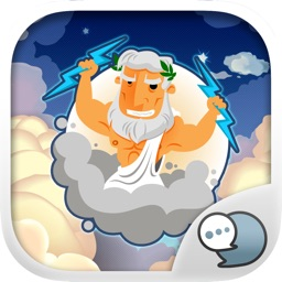 Greek Gods Emoji Sticker Keyboard Themes ChatStick