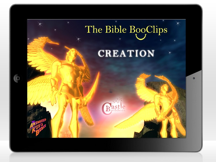 The Bible BooClips - Creation