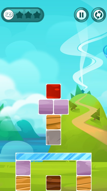 Break the Blocks - Challenging Physical Puzzle