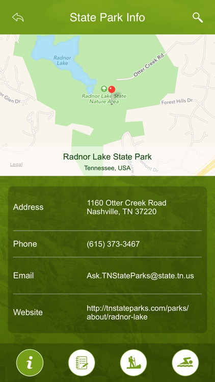 Tennessee State Parks screenshot-3