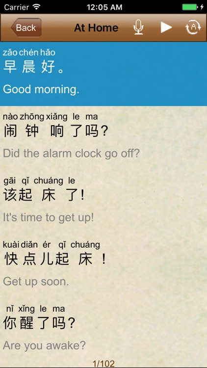 Primary Oral Chinese