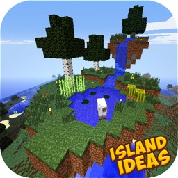 Epic Wallpaper for Minecraft Island
