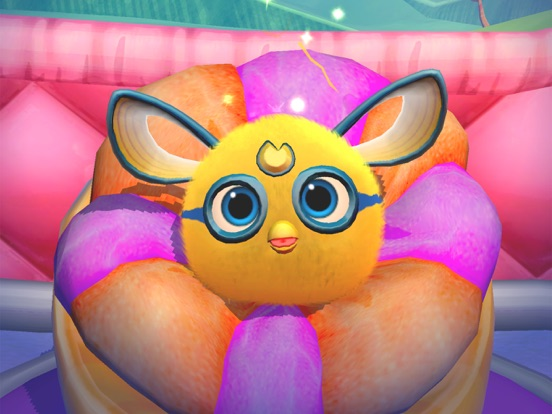 FURBY CONNECT World на iPad