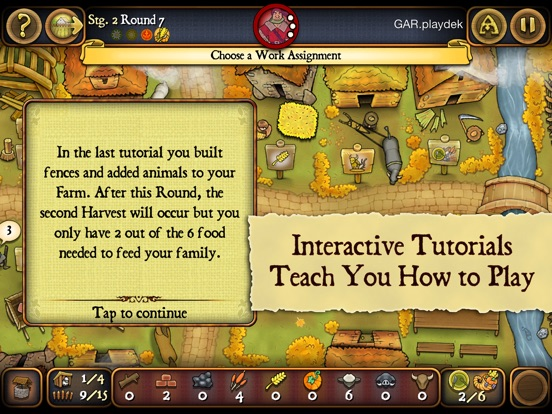Screenshot #1 for Agricola