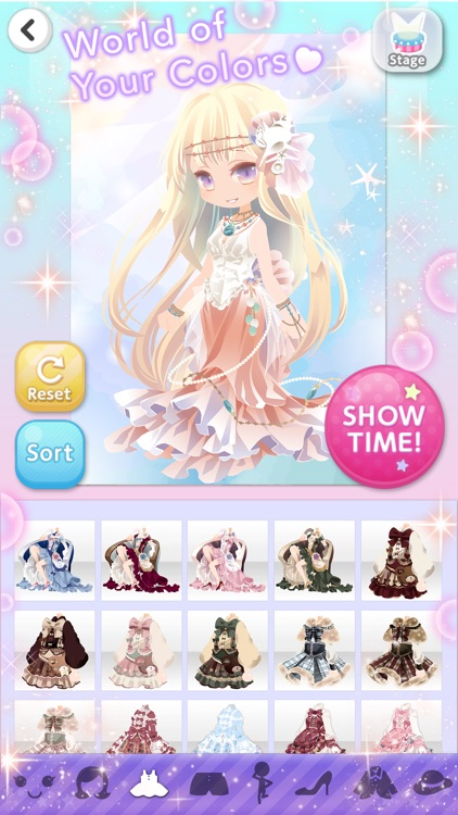 Star Girl Fashion - CocoPPa Play screenshot-4