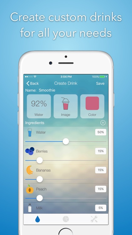 iHydrate -Daily Water Tracker & Hydration Reminder screenshot-3