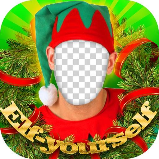 Elf Yourself - Christmas Photo Editor Cam Stickers