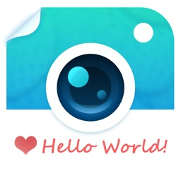 Watermark Camera - Photo Blender, Sticker & Editor