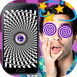 hypnosis simulator optical illusion prank