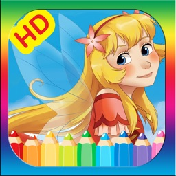 Princess Coloring Pages Fairy Tail Coloring Book
