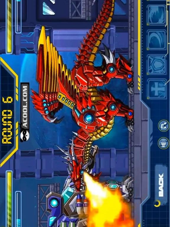 Robot Skeleton Dragon Assembleのおすすめ画像3