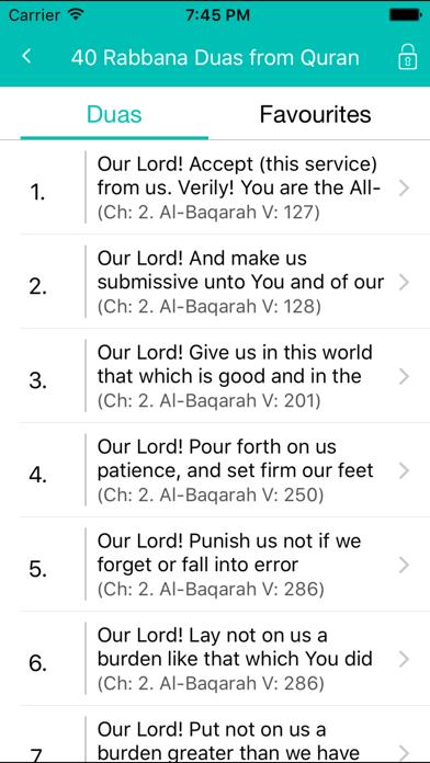 Quran Duas - Islamic Dua, Hisnul Muslim, Azkarのおすすめ画像2