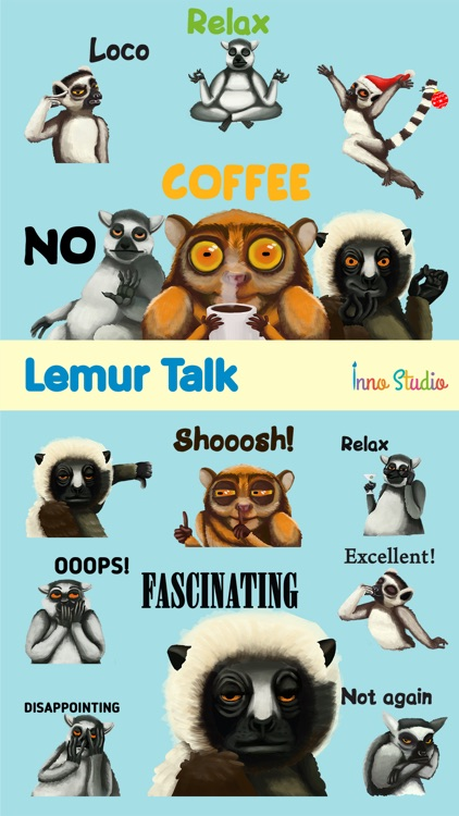 Lemur Talk screenshot-0