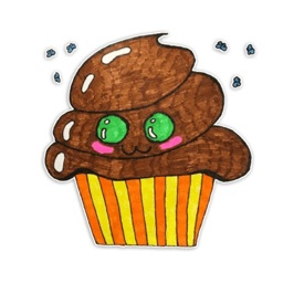 Ragga Muffins Stickers