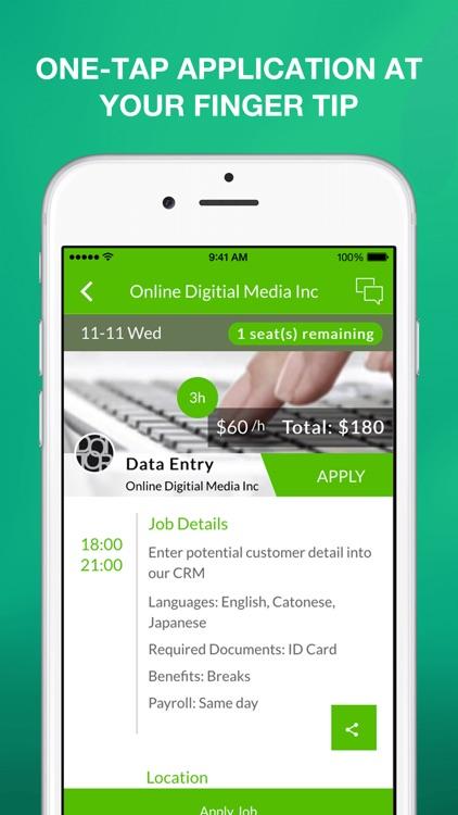 JOBDOH instant job search app