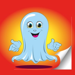 Animated Ghost Stickers