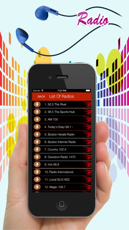 Iran Radios - Top Stations Music Player - Iranian