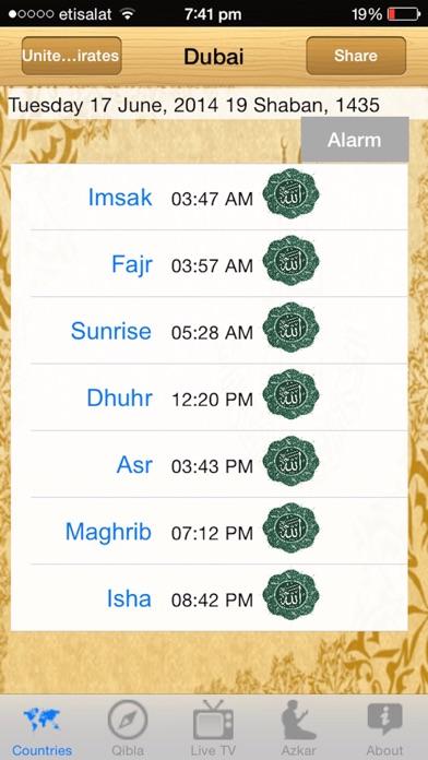 World Prayer Time