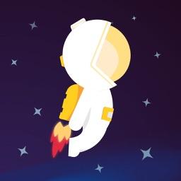 Astro Jump: Jetpack Flight Adventure