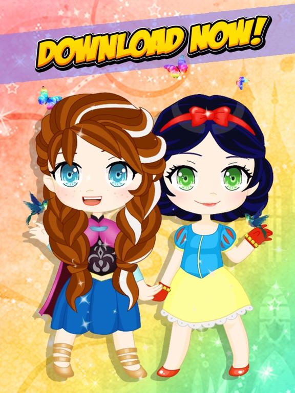 Screenshot 5 For Chibi Princess Maker
